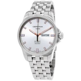 Certina C014.407.11.031.01 DS First Day-Date Unisex Automatic Watch