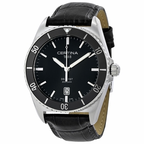 Certina C014.410.16.051.00 DS First Ceramic Mens Quartz Watch