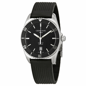 Certina C014.410.17.051.00 DS First Ceramic Mens Quartz Watch