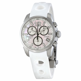 Certina C016.417.17.117.00 DS Rookie Unisex Chronograph Quartz Watch