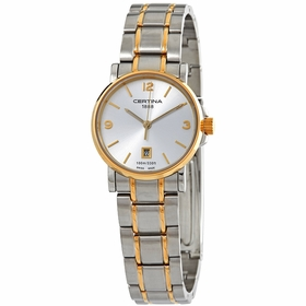 Certina C017.210.22.037.00 DS Caimano Ladies Quartz Watch