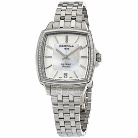 Certina C028.310.61.116.00 DS Prime Shape Ladies Quartz Watch
