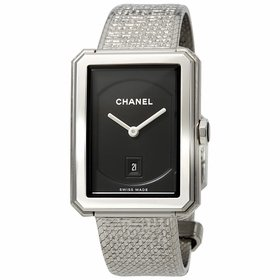 Chanel H4878 Boyfriend Ladies Quartz Watch