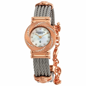 Charriol 028FPD.540.RO019 St-Tropez Ladies Quartz Watch
