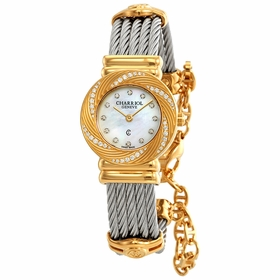 Charriol 028FYD.540.RO019 St-Tropez Ladies Quartz Watch