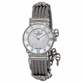 Charriol 028SD1540552 St-Tropez Ladies Quartz Watch