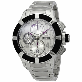 Charriol C46AS.930.001 Montre Mens Chronograph Automatic Watch