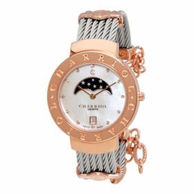 Charriol ST35CP.560.010 St-Tropez Ladies Quartz Watch
