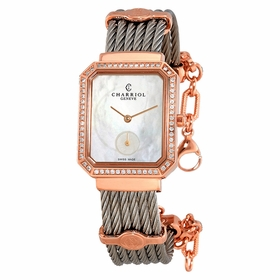 Charriol STREPD1.560.004 St-Tropez Ladies Quartz Watch