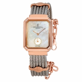 Charriol STREPD2.560.004 St-Tropez Ladies Quartz Watch