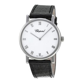 Chopard 163154-1001 Classique Homme Ladies Hand Wind Watch