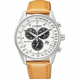 Citizen AT2390-07A  Mens Chronograph Eco-Drive Watch