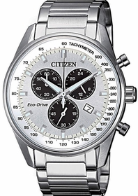 Citizen AT2390-82A  Mens Chronograph Eco-Drive Watch