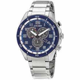 Citizen AT2440-51L AR Mens Chronograph Eco-Drive Watch