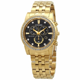 Citizen AT2452-52E Corso Mens Chronograph Eco-Drive Watch