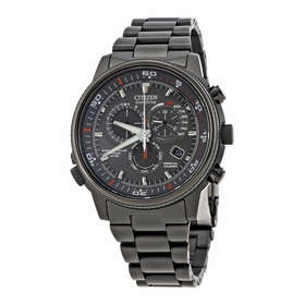 Citizen AT4117-56H Nighthawk A-T Mens Chronograph Eco-Drive Watch