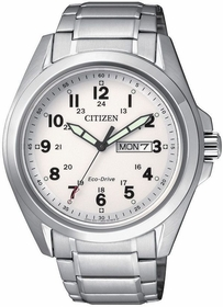 Citizen AW0050-58A  Mens Eco-Drive Watch