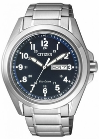 Citizen AW0050-58L  Mens Eco-Drive Watch