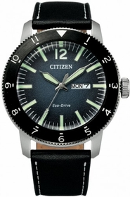 Citizen AW0077-19L  Mens Eco-Drive Watch