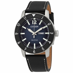 Citizen AW0078-08L Brycen Mens Eco-Drive Watch