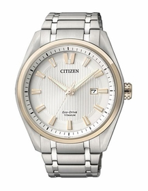 Citizen AW1244-56A  Mens Eco-Drive Watch