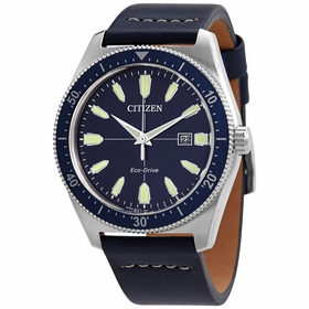 Citizen AW1591-01L Vintage Brycen Mens Eco-Drive Watch