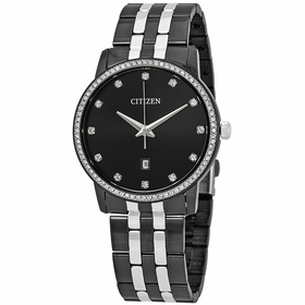 Citizen BI5037-52E Crystal Mens Quartz Watch