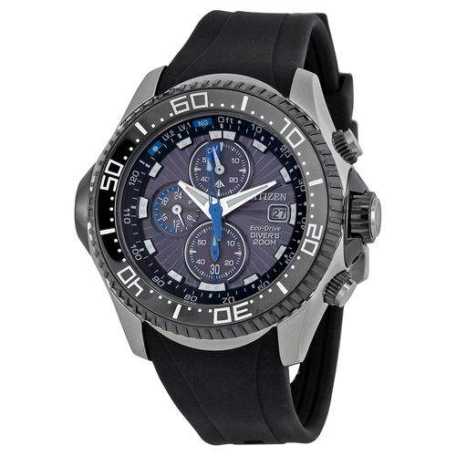 Citizen BJ2115-07E Promaster Mens Chronograph Quartz Watch