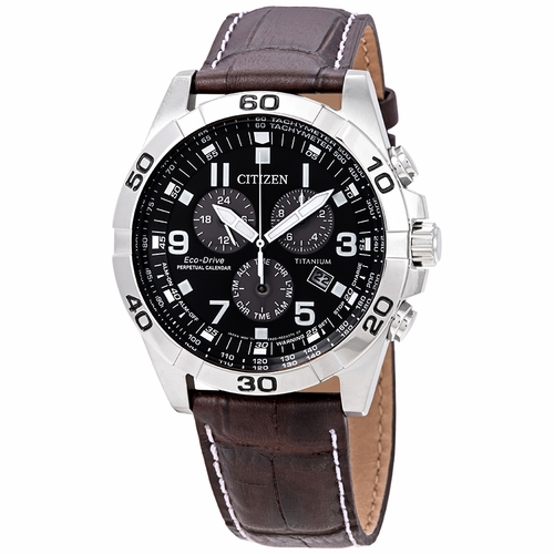 Citizen BL5551-06L Brycen Mens Chronograph Eco-Drive Watch