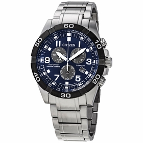 Citizen BL5558-58L Brycen Mens Chronograph Eco-Drive Watch