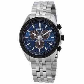 Citizen BL5568-54L Brycen Mens Chronograph Eco-Drive Watch