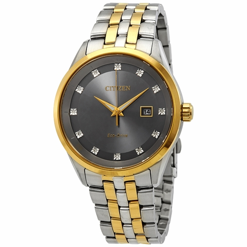 Citizen BM7258-54H Corso Mens Eco-Drive Watch