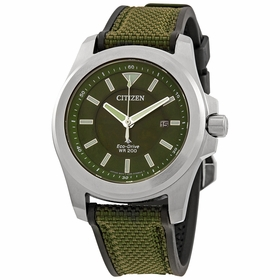 Citizen BN0211-09X Promaster Tough Mens Eco-Drive Watch