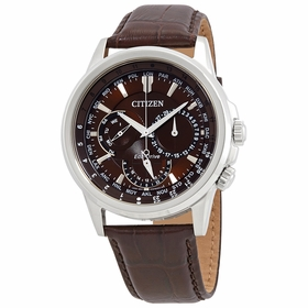 Citizen BU2020-29X Calendrier Mens Eco-Drive Watch