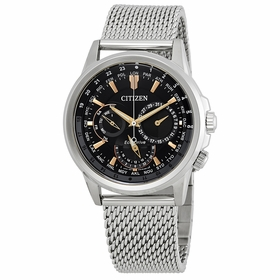 Citizen BU2020-70E Calendrier Mens Eco-Drive Watch