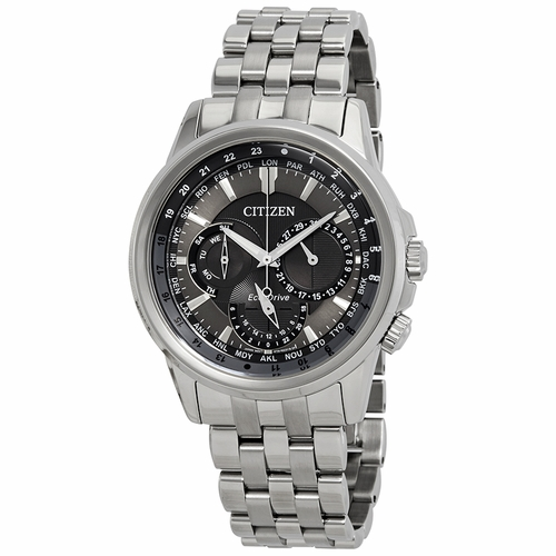 Citizen BU2021-51H Calendrier Mens Eco-Drive Watch