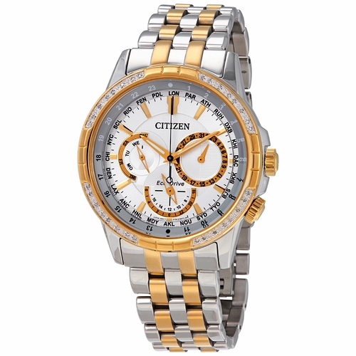 Citizen BU2084-51A Calendrier Mens Eco-Drive Watch