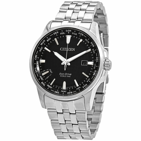 Citizen BX1000-57E Brycen World Time Mens Eco-Drive Watch