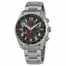 Citizen CA0368-56E Chandler Eco-Drive Mens Chronograph Eco-Drive Watch