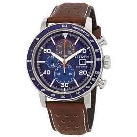 Citizen CA0648-09L Brycen Mens Chronograph Eco-Drive Watch