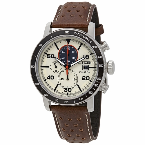 Citizen CA0649-06X Brycen Mens Chronograph Eco-Drive Watch