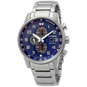Citizen CA0680-57L Primo Mens Chronograph Eco-Drive Watch