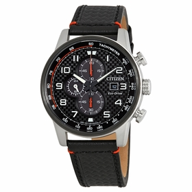 Citizen CA0681-03E Primo Mens Chronograph Eco-Drive Watch