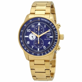 Citizen CA0692-58L Eco-Drive Mens Chronograph Eco-Drive Watch