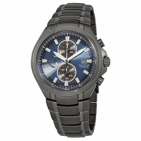 Citizen CA0700-51L Paradigm Mens Chronograph Eco-Drive Watch