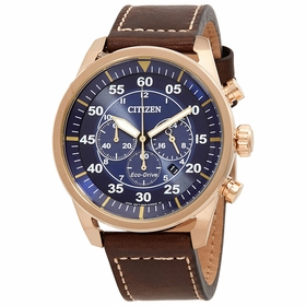 Citizen CA4213-18L Avion Mens Chronograph Eco-Drive Watch