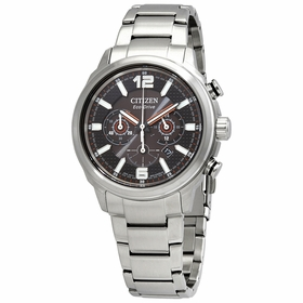 Citizen CA4380-59E Eco-Drive Mens Chronograph Eco-Drive Watch