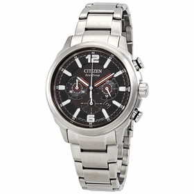 Citizen CA4380-83E Eco-Drive Mens Chronograph Eco-Drive Watch