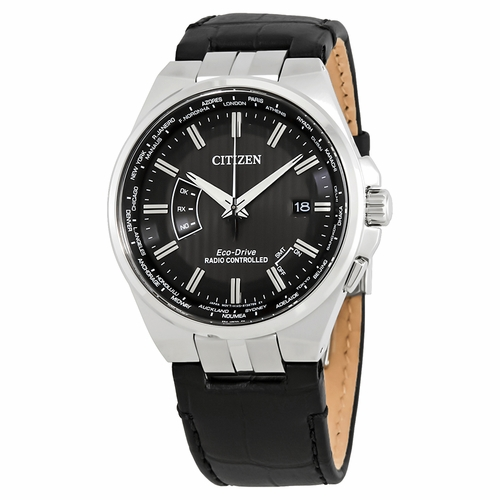 Citizen CB0160-00E World Perpetual A-T Mens Eco-Drive Watch