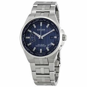 Citizen CB0160-51L World Perpetual A-T Mens Eco-Drive Watch